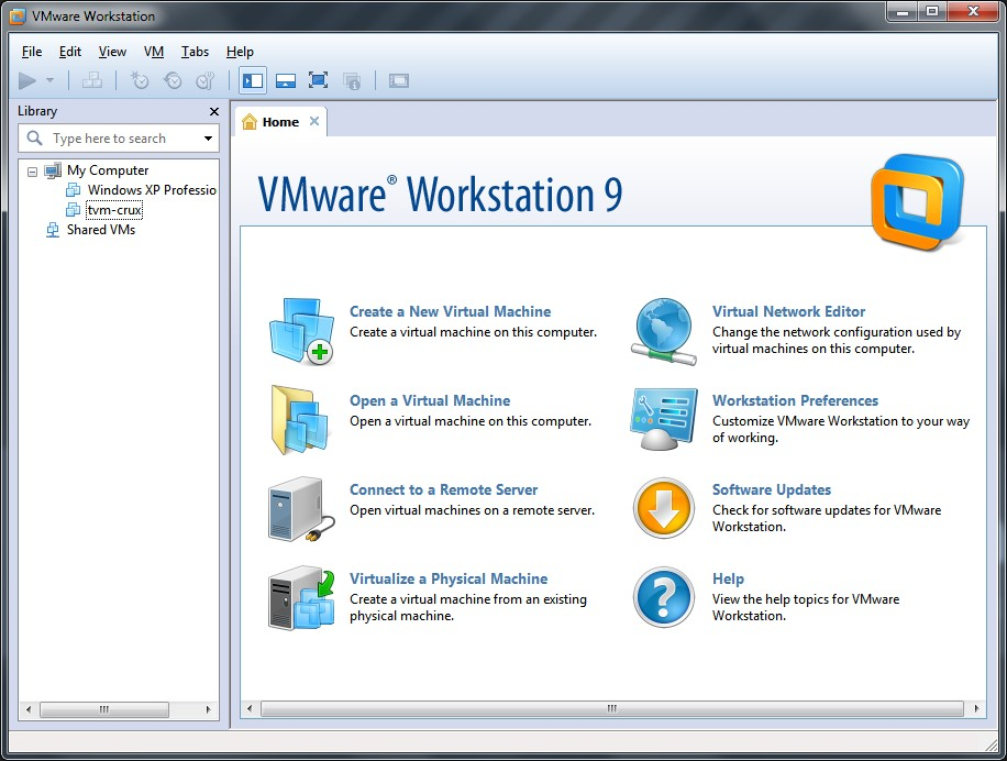 VMware Workstation Technology Preview May 2013 + Rus.